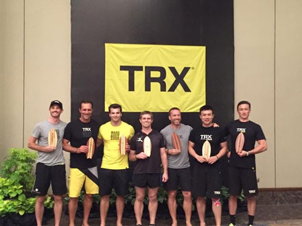 TRX INSTRUCTOR SUMMIT 2014