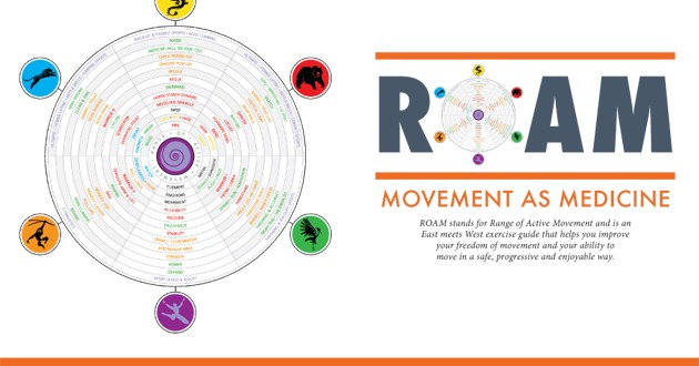 ROAM- AWAKENING THE JOY OF MOVEMENT IN OTHERS