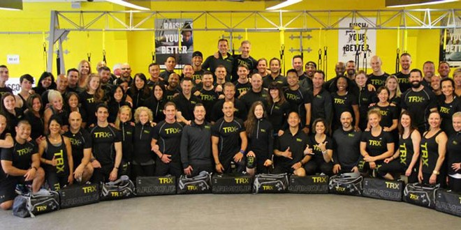 TRX FUNCTIONAL TRAINING IN SAN FRANCISCO