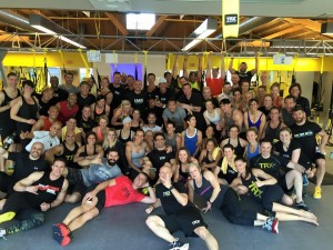 TRX functional training 04