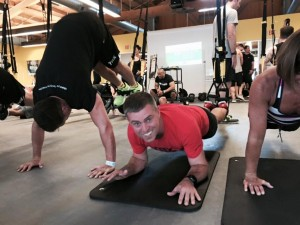 TRX functional training 05