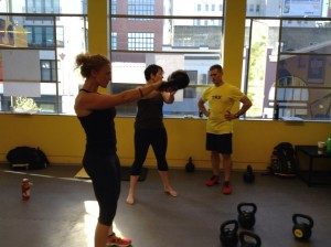 TRX functional training 06
