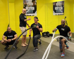 TRX functional training 07