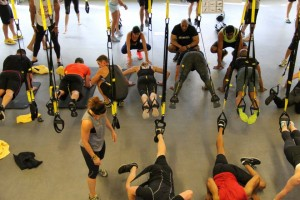 TRX functional training 08
