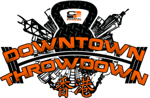 CROSSFIT DOWNTOWN THROWDOWN