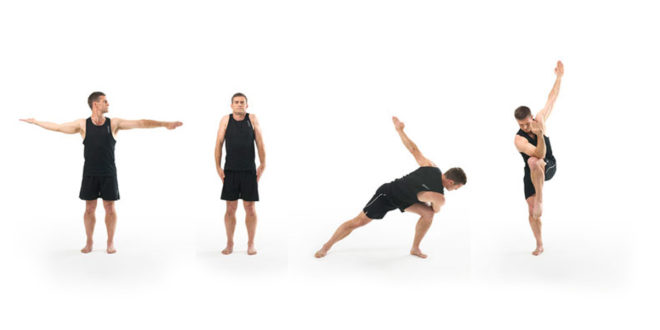DYNAMIC WARM UP AND STRETCHING