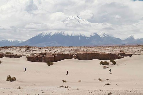 RACING THE PLANET- ATACAMA CROSSING 2012