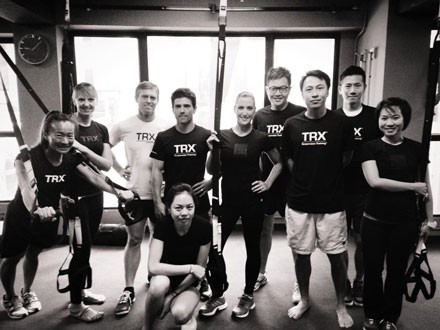 TRX STC IN HK AND BEIJING