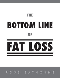 WRITING THE BOTTOM LINE OF FAT LOSS