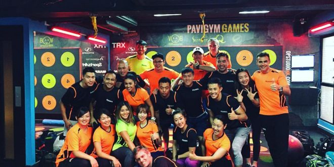 PAVIGYM PRAMA MASTER TRAINER CONVENTION IN ASIA